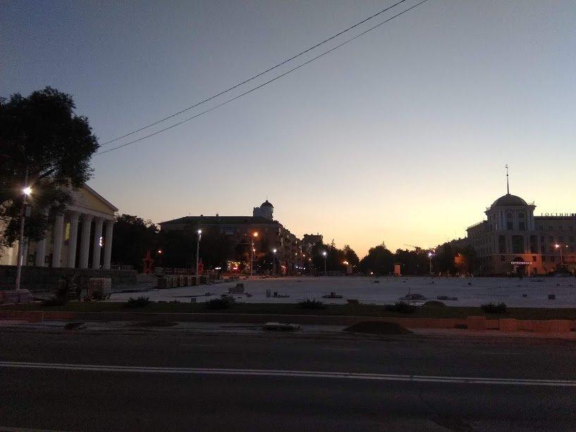 Ко Дню города после реконструкции на Соборной площади появится подсветка, фото-3
