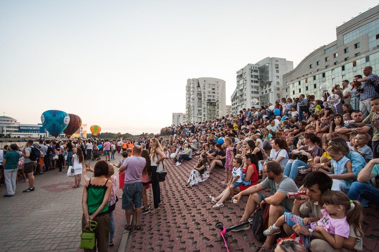 Огонь, вода, земля и воздух предстали во всей красе на фестивале «Небосвод Белогорья», фото-20