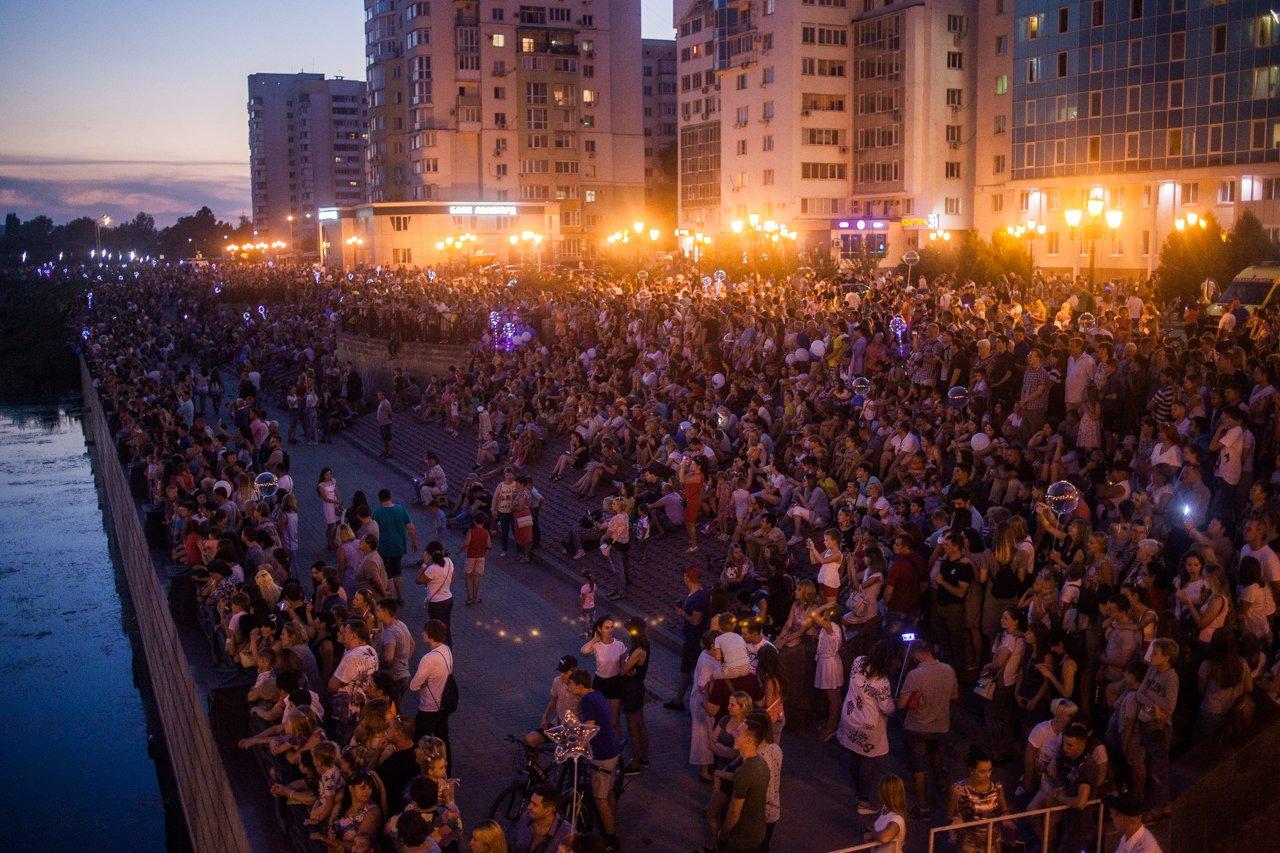 Огонь, вода, земля и воздух предстали во всей красе на фестивале «Небосвод Белогорья», фото-23