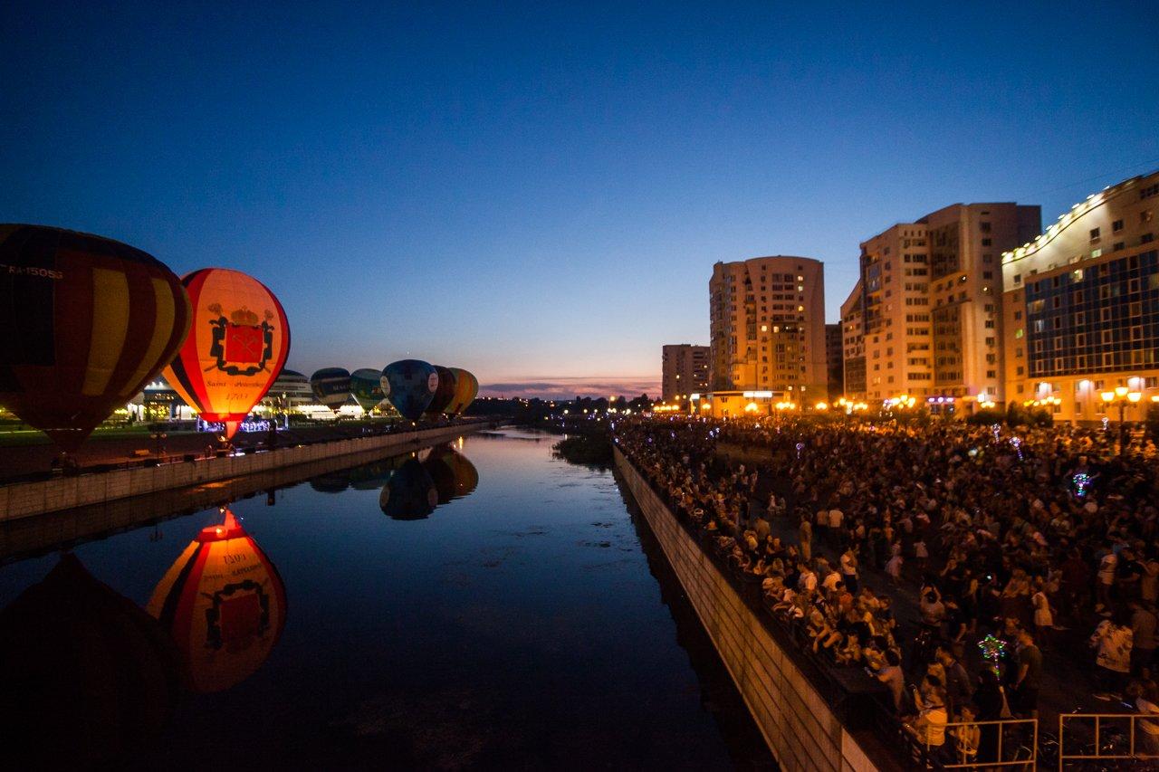 Огонь, вода, земля и воздух предстали во всей красе на фестивале «Небосвод Белогорья», фото-19