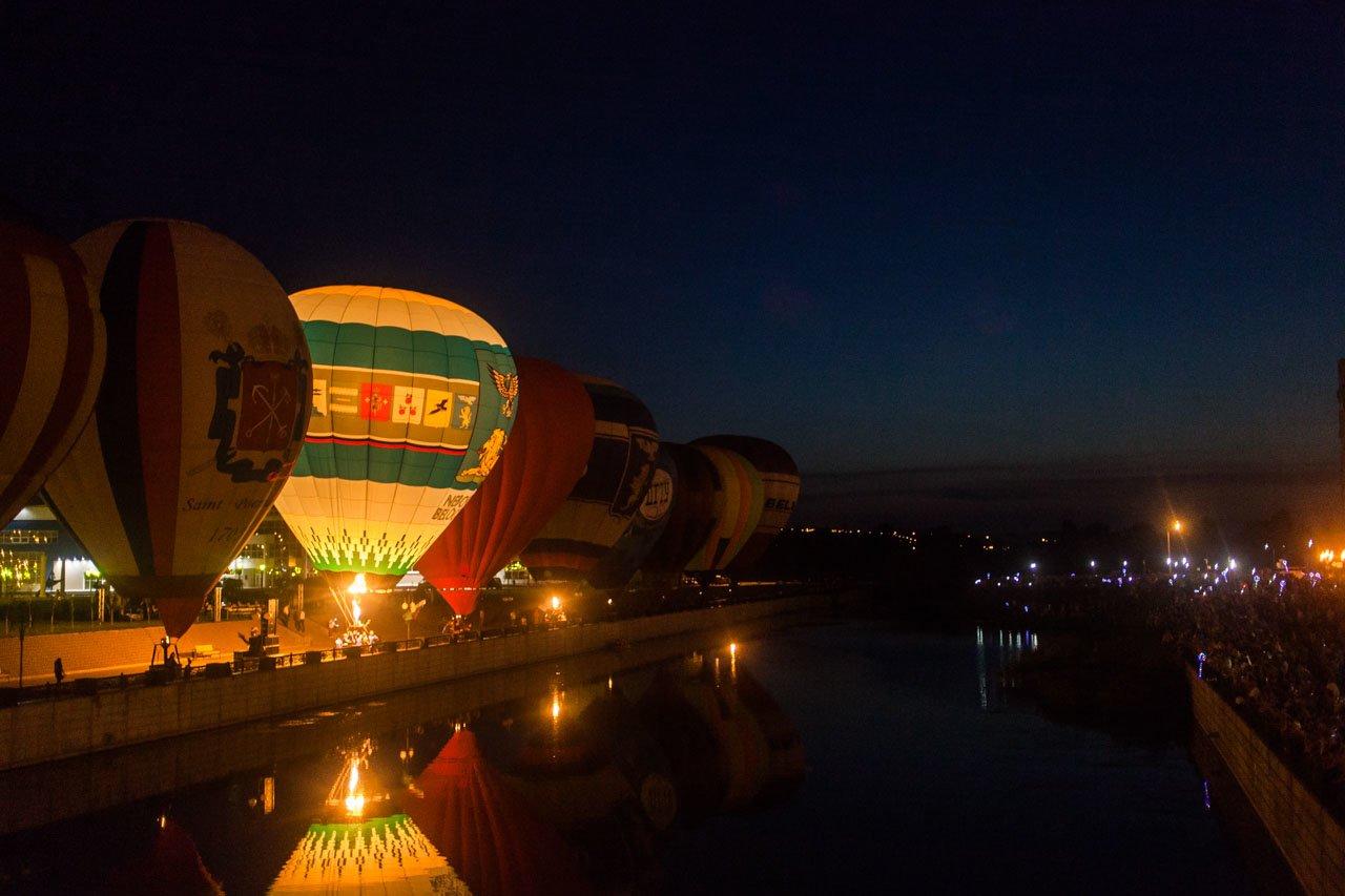 Огонь, вода, земля и воздух предстали во всей красе на фестивале «Небосвод Белогорья», фото-2