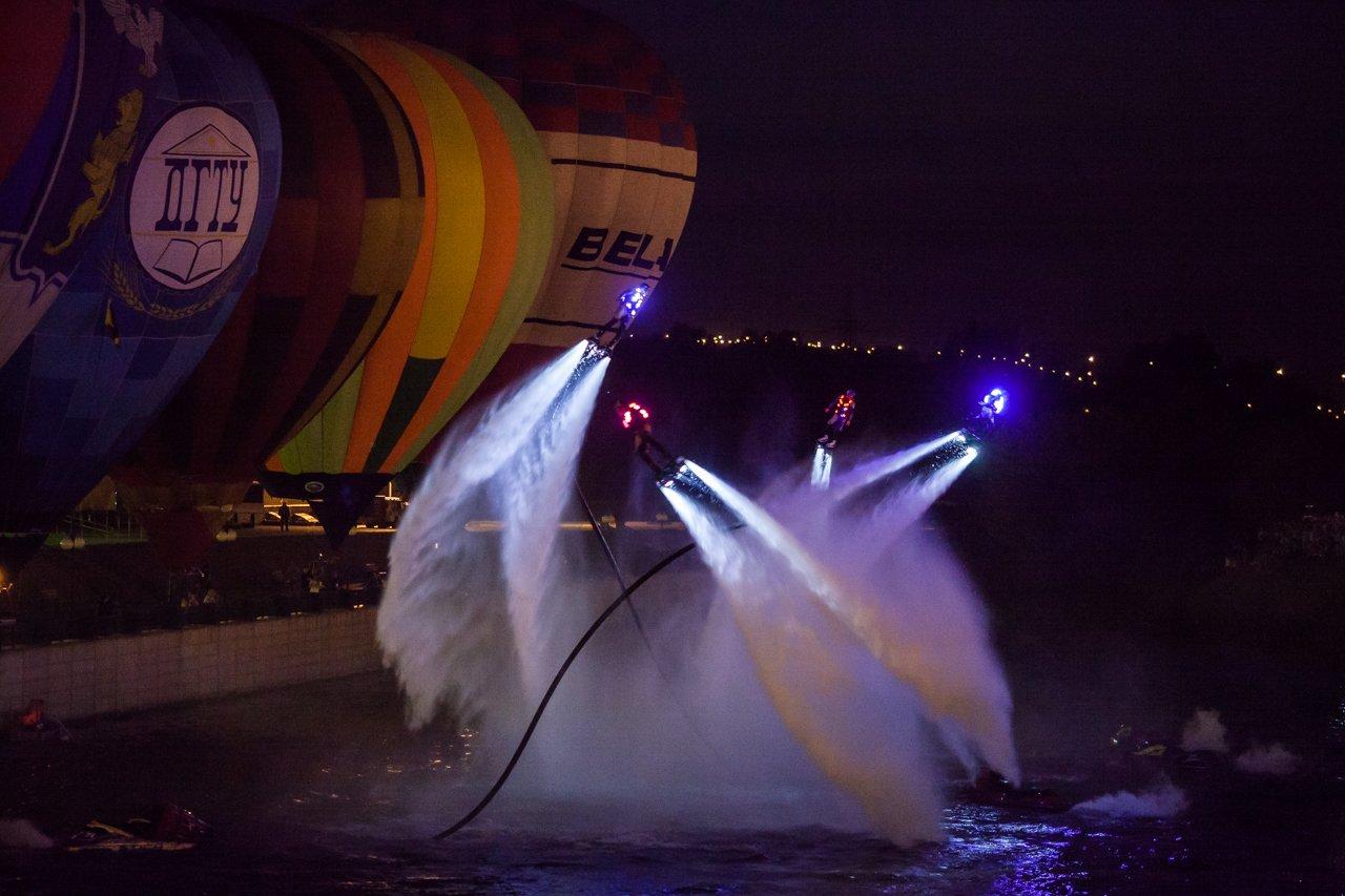 Огонь, вода, земля и воздух предстали во всей красе на фестивале «Небосвод Белогорья», фото-15