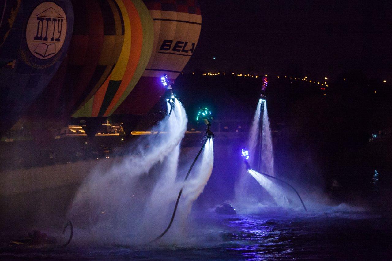 Огонь, вода, земля и воздух предстали во всей красе на фестивале «Небосвод Белогорья», фото-16