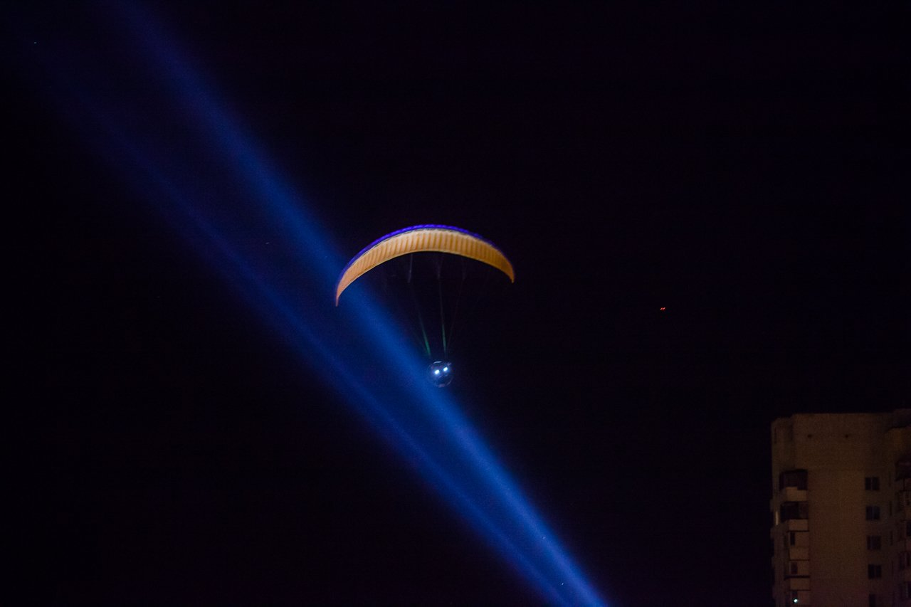 Огонь, вода, земля и воздух предстали во всей красе на фестивале «Небосвод Белогорья», фото-12