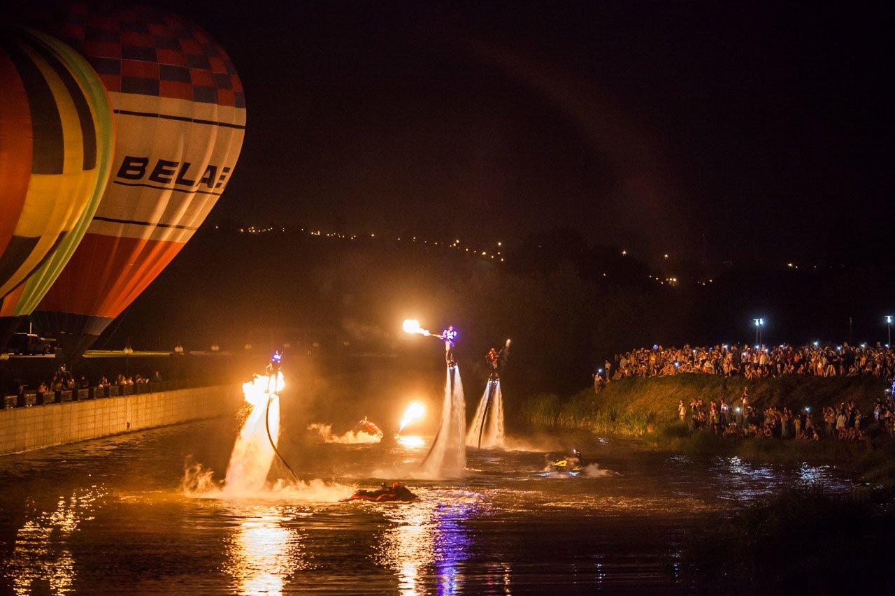 Огонь, вода, земля и воздух предстали во всей красе на фестивале «Небосвод Белогорья», фото-6