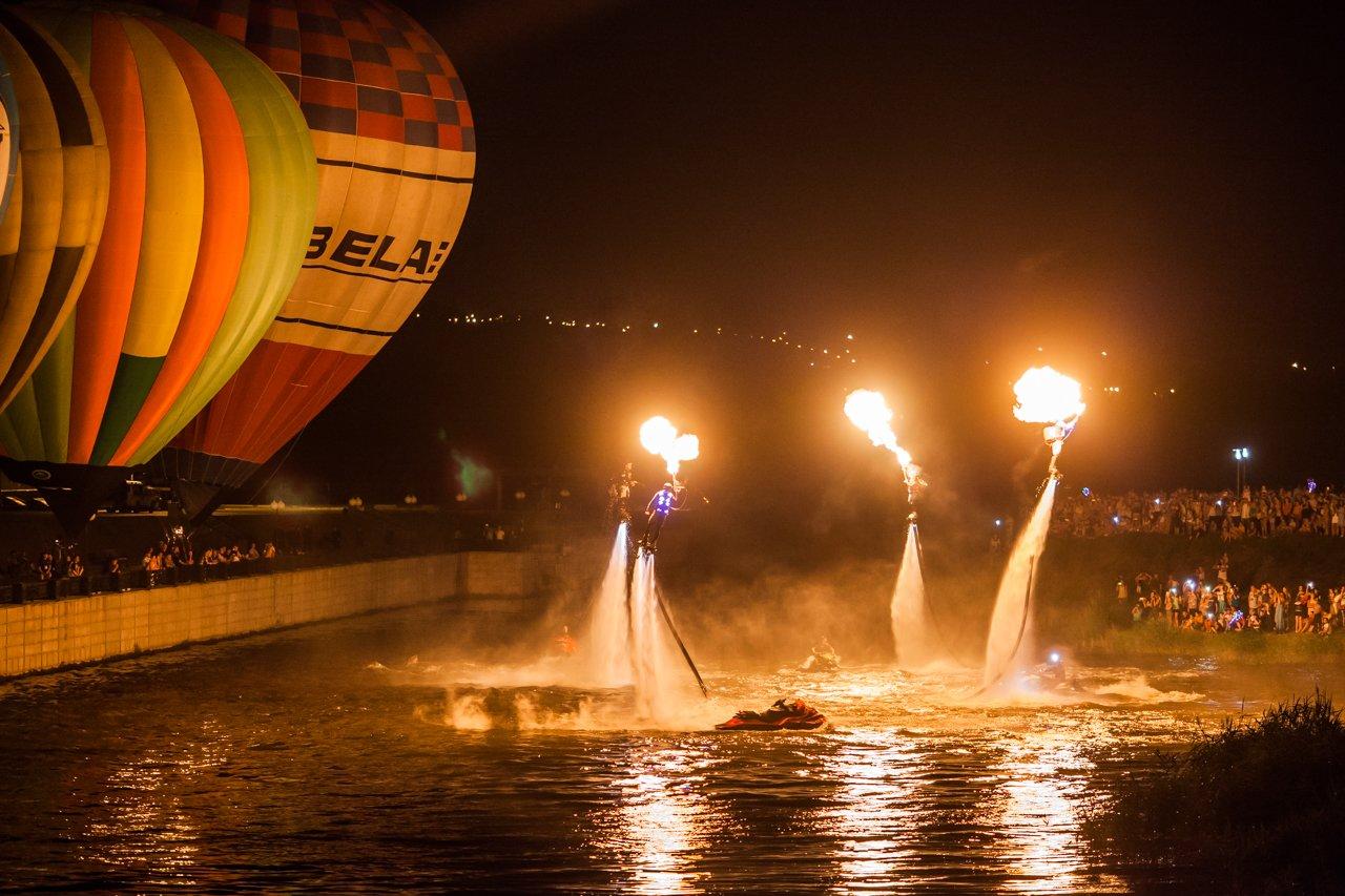 Огонь, вода, земля и воздух предстали во всей красе на фестивале «Небосвод Белогорья», фото-21