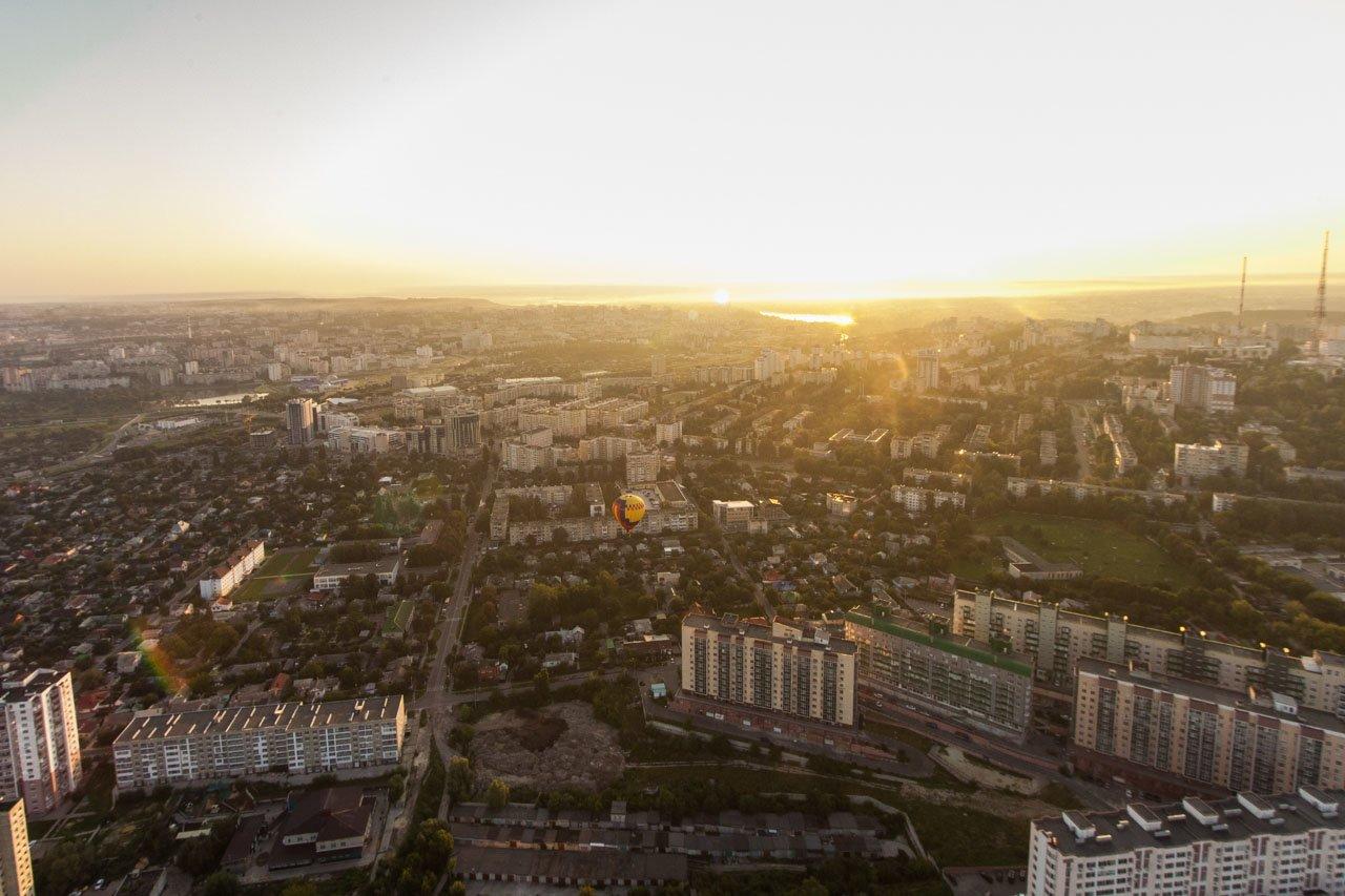 Огонь, вода, земля и воздух предстали во всей красе на фестивале «Небосвод Белогорья», фото-9