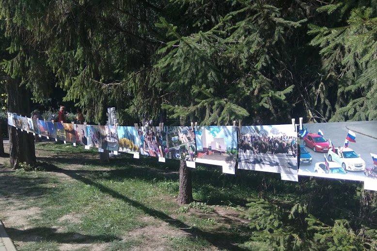 На набережной Везёлки прошёл фестиваль искусств под открытым небом , фото-13