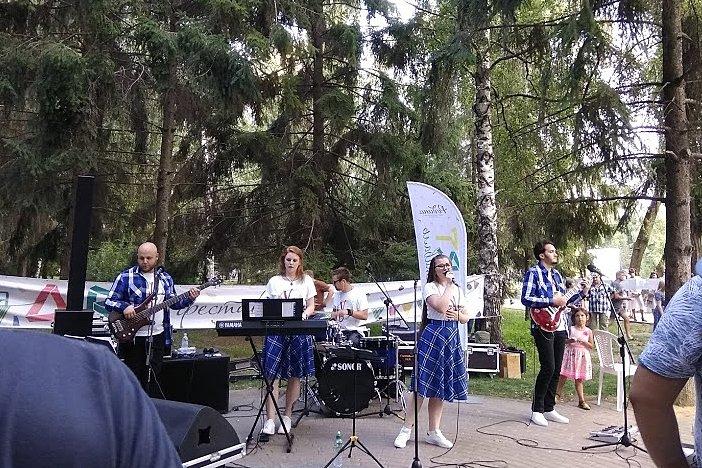 На набережной Везёлки прошёл фестиваль искусств под открытым небом , фото-7
