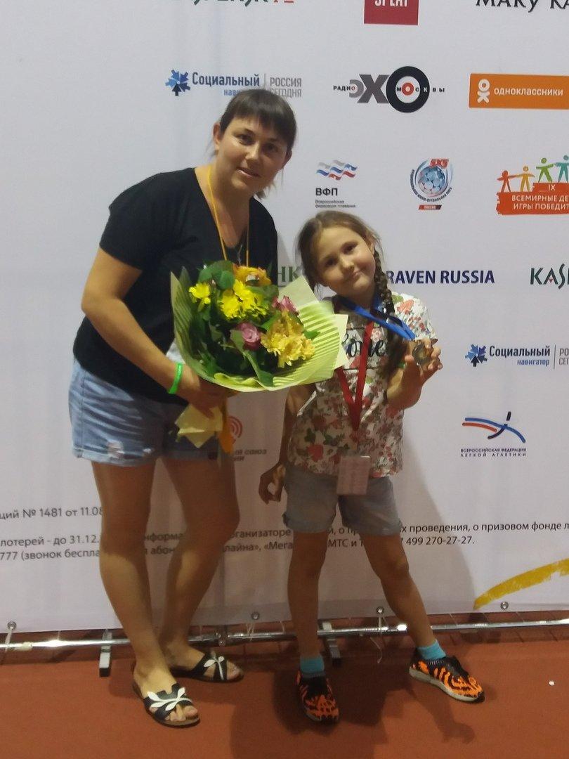 Победившие онкологию дети из Белгорода завоевали медали мировых игр, фото-1