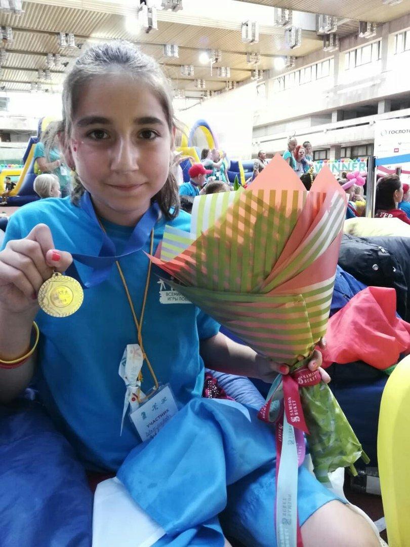 Победившие онкологию дети из Белгорода завоевали медали мировых игр, фото-3