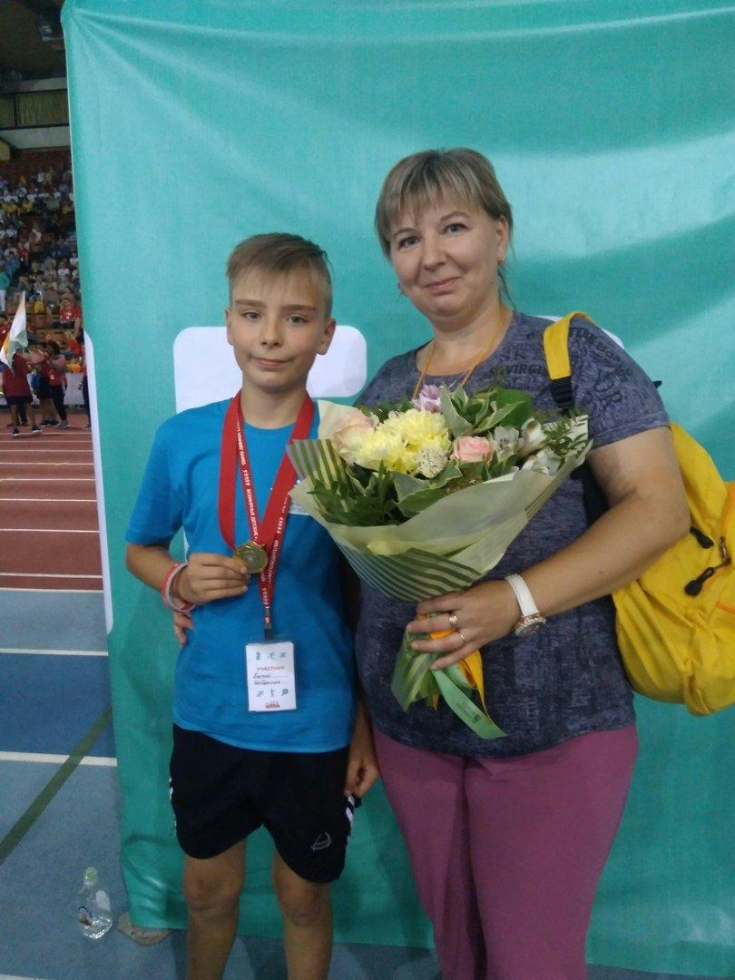 Победившие онкологию дети из Белгорода завоевали медали мировых игр, фото-2
