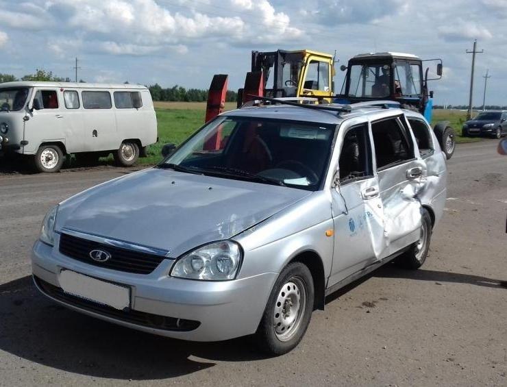В Белгородской области погиб ещё один мотоциклист, фото-1