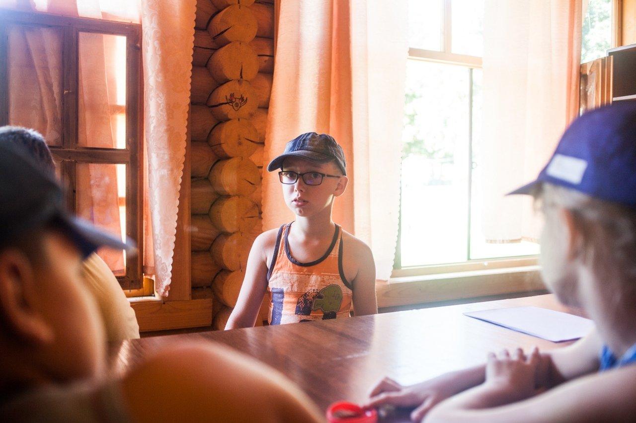 В белгородском реабилитационном лагере «Мы можем всё» дети научились писать сюжеты к киносценариям, фото-6