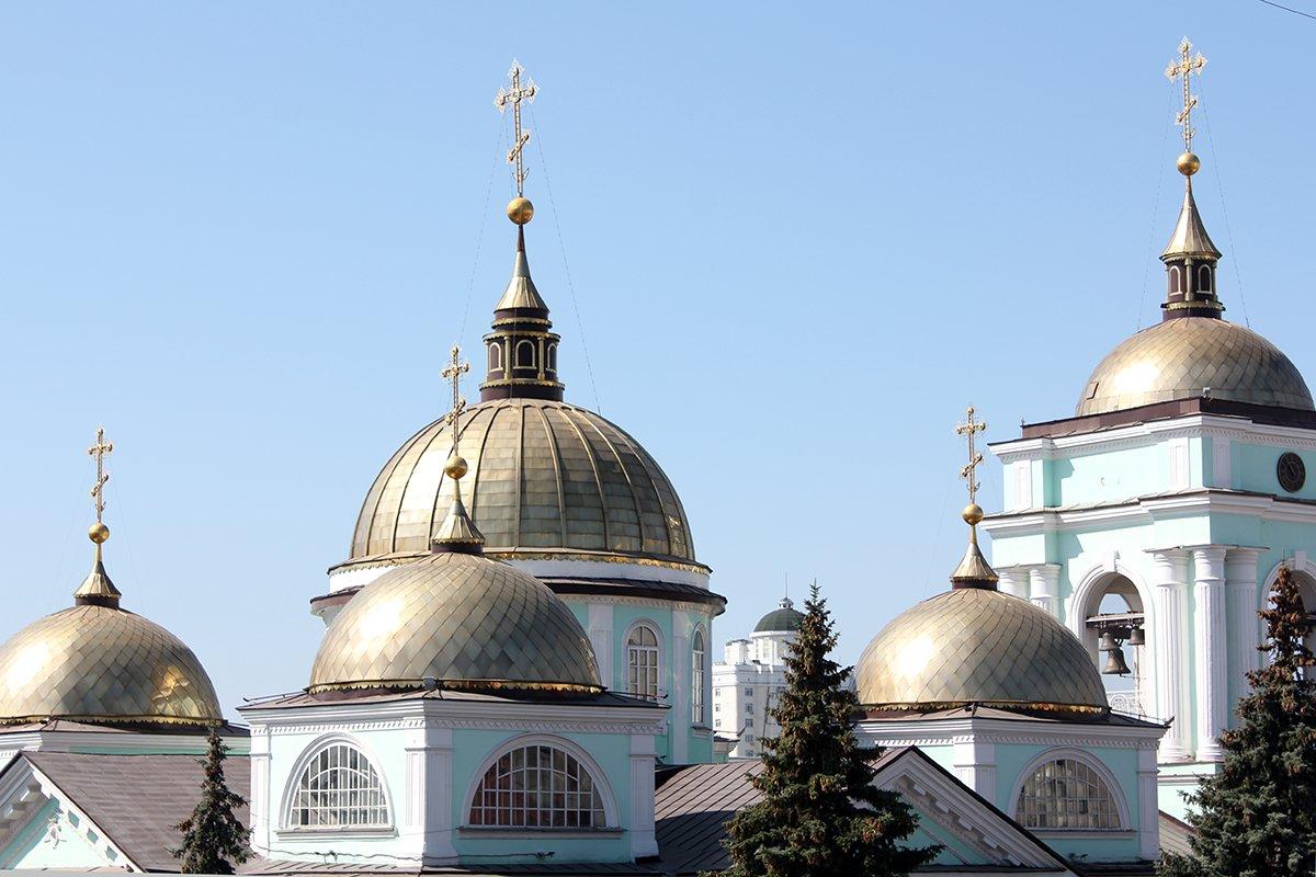 Белгородцы отметили Преображение Господне, фото-1