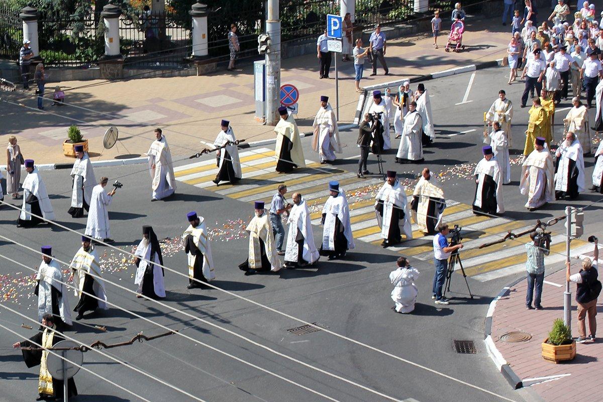 Белгородцы отметили Преображение Господне, фото-3