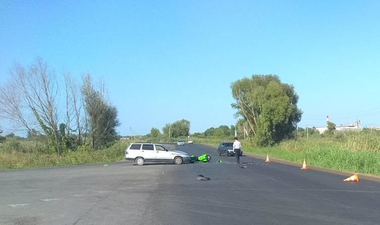 В Валуйках в ДТП попал 15-летний мотоциклист, фото-1
