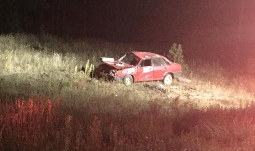 Водители перевернувшихся машин погибли на белгородских трассах, фото-2