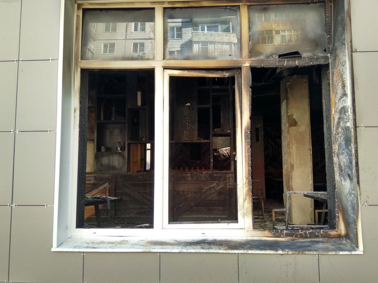 В Старом Осколе сгорел «Потапыч», фото-3