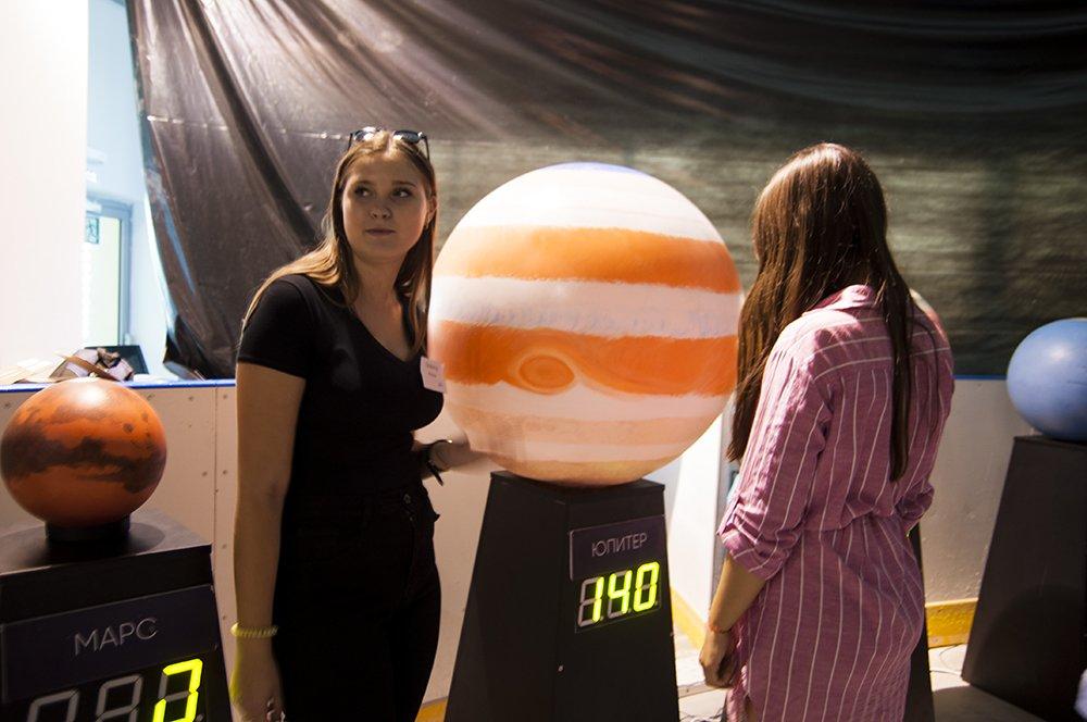 Как я побывал на разных планетах в космическом парке. Репортаж из «Космодрайва», фото-1