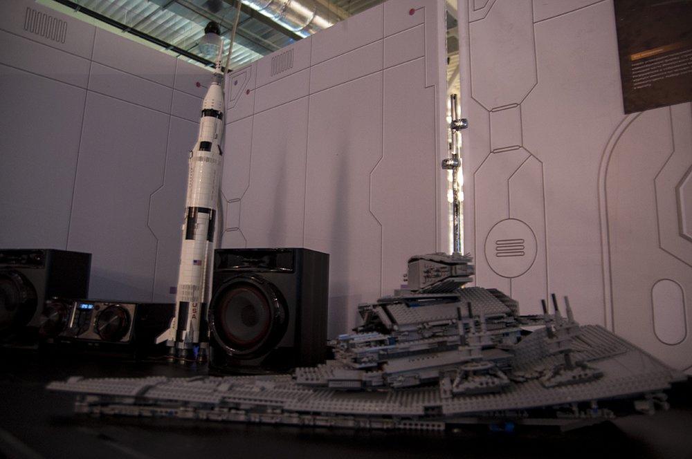 Как я побывал на разных планетах в космическом парке. Репортаж из «Космодрайва», фото-2