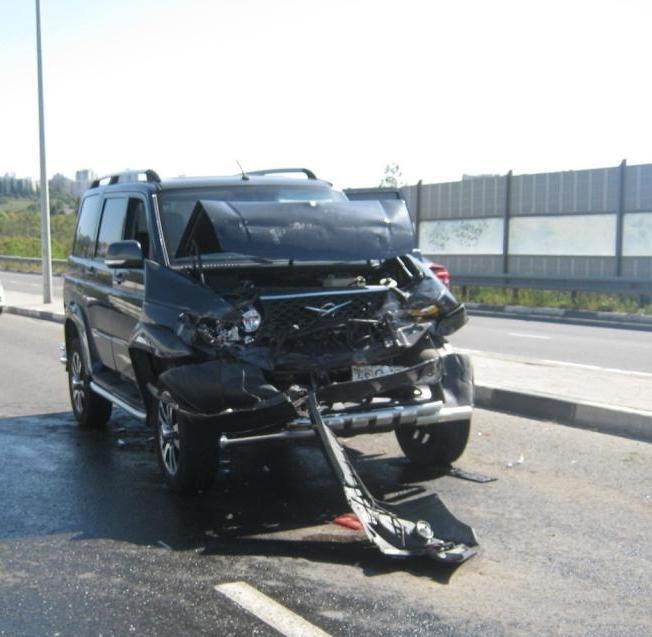 В Губкине погиб водитель перевернувшегося тягача, фото-1