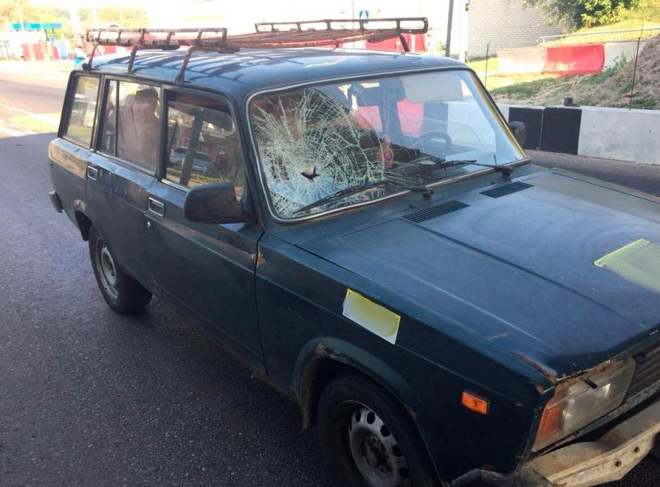 Невнимательные водители сбили двух несовершеннолетних белгородок , фото-1