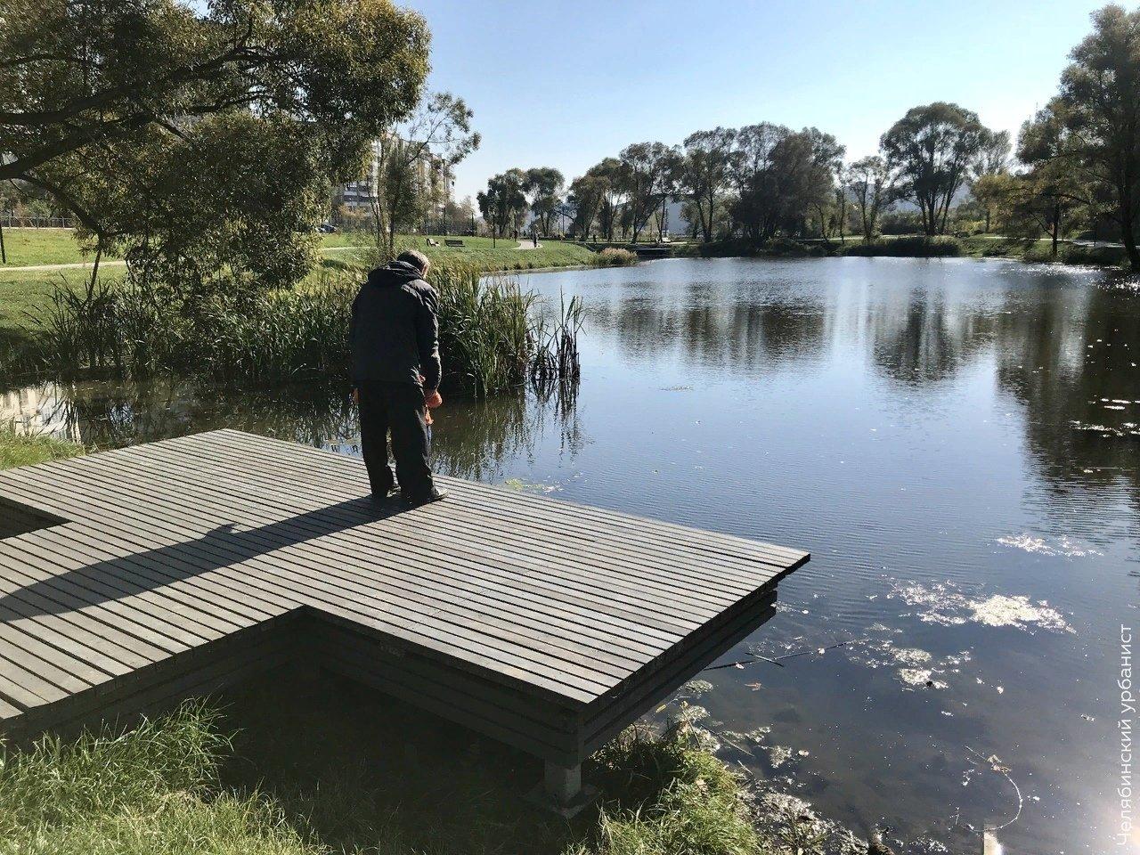 Челябинский урбанист похвалил набережную Везёлки, фото-1