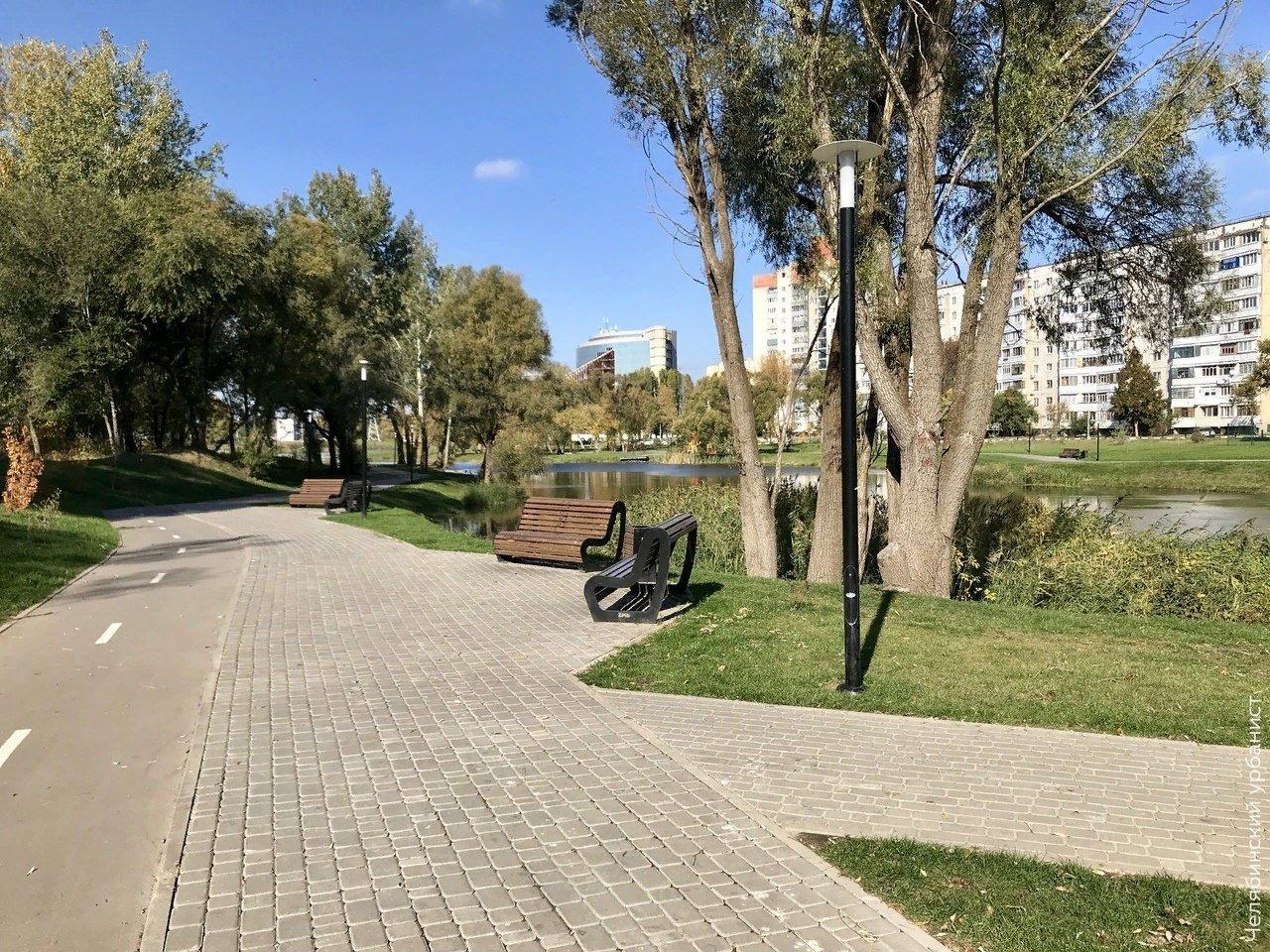 Челябинский урбанист похвалил набережную Везёлки, фото-2