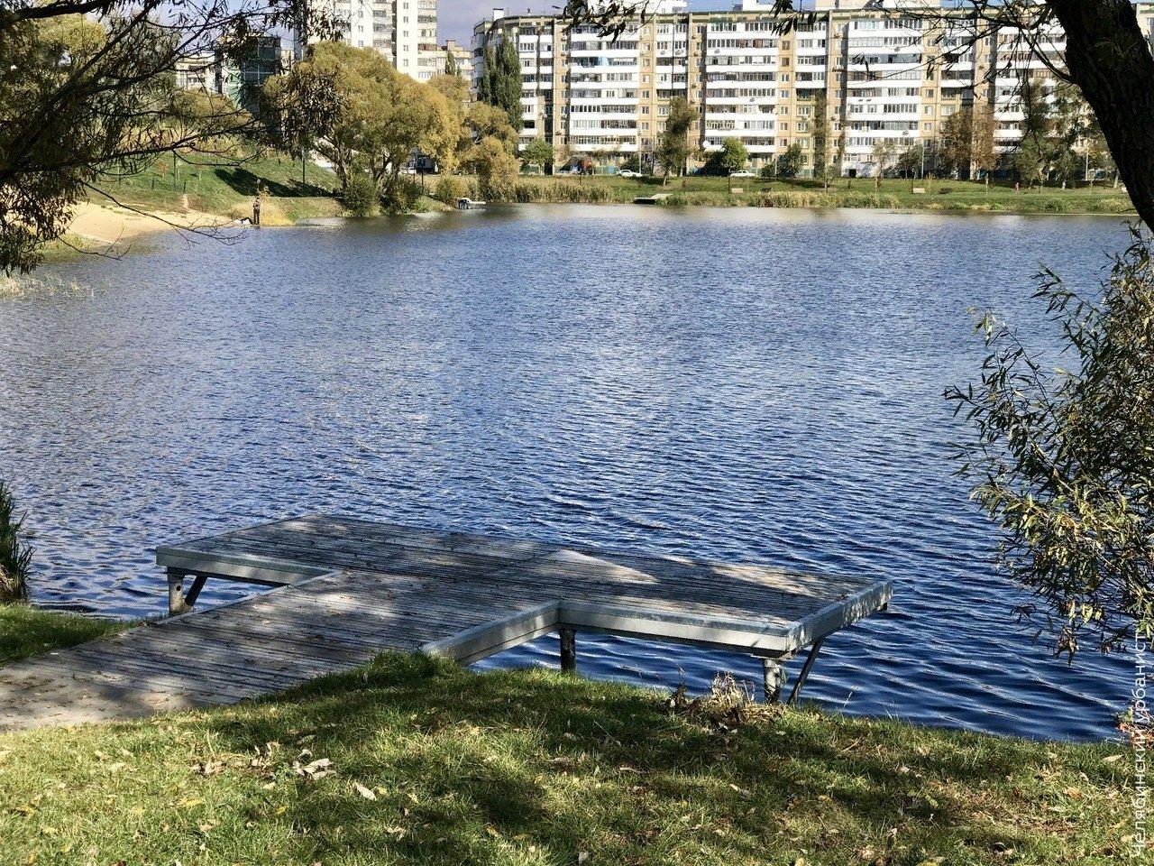 Челябинский урбанист похвалил набережную Везёлки, фото-8