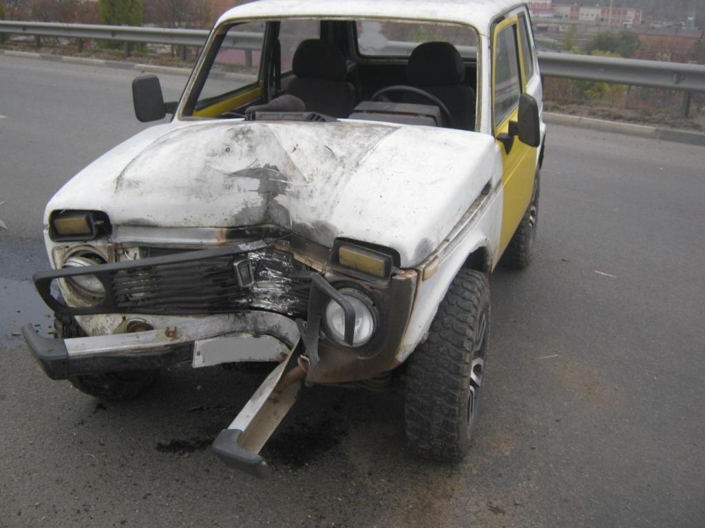 В Белгороде по цепочке столкнулись пять машин, фото-2