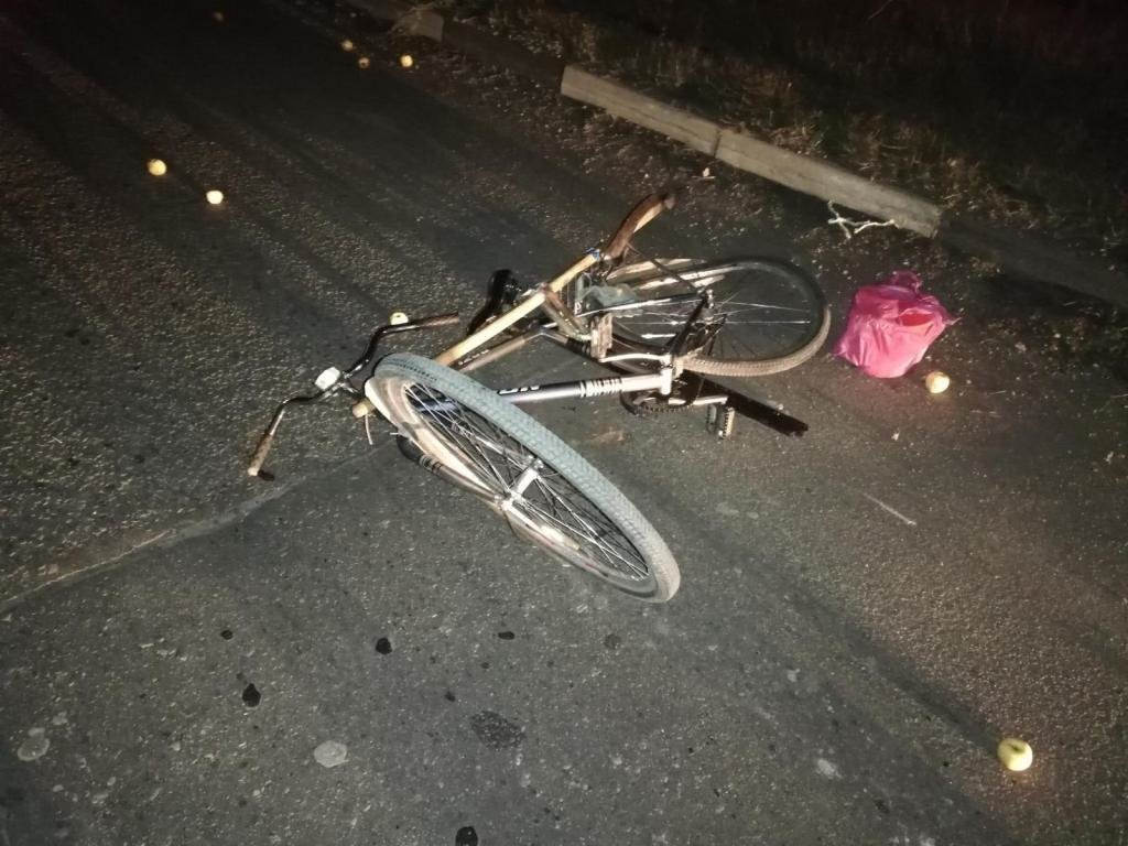 В Алексеевке сбили велосипедиста. Мужчина погиб , фото-1