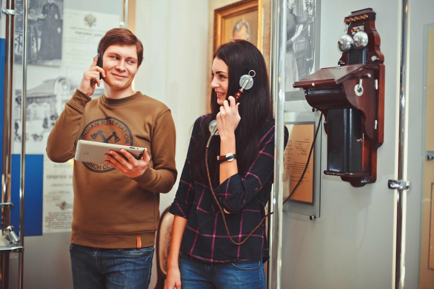 В Белгороде музей связи отметил юбилей, фото-2