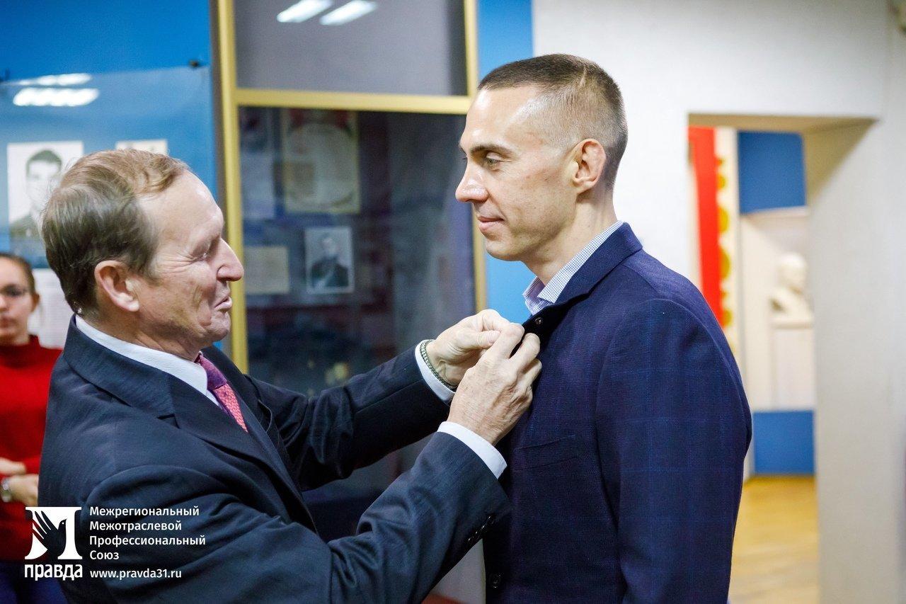 Профсоюз «Правда» и общество «Динамо» подписали соглашение о сотрудничестве, фото-3