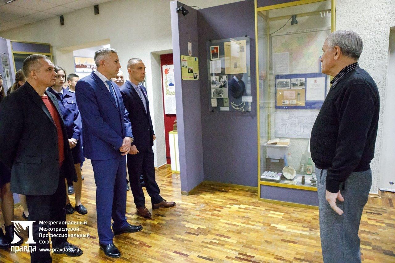 Профсоюз «Правда» и общество «Динамо» подписали соглашение о сотрудничестве, фото-9
