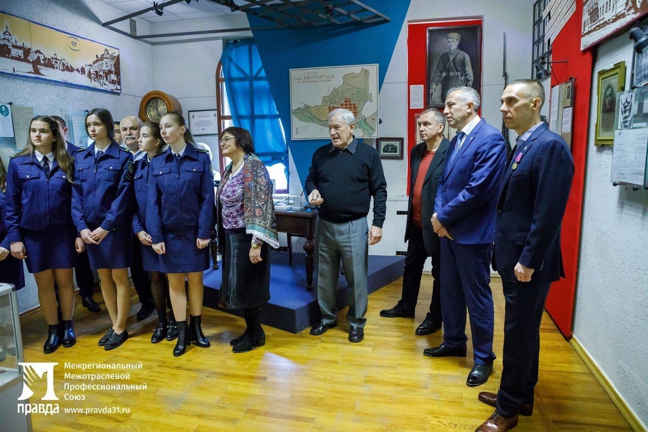 Профсоюз «Правда» и общество «Динамо» подписали соглашение о сотрудничестве, фото-12