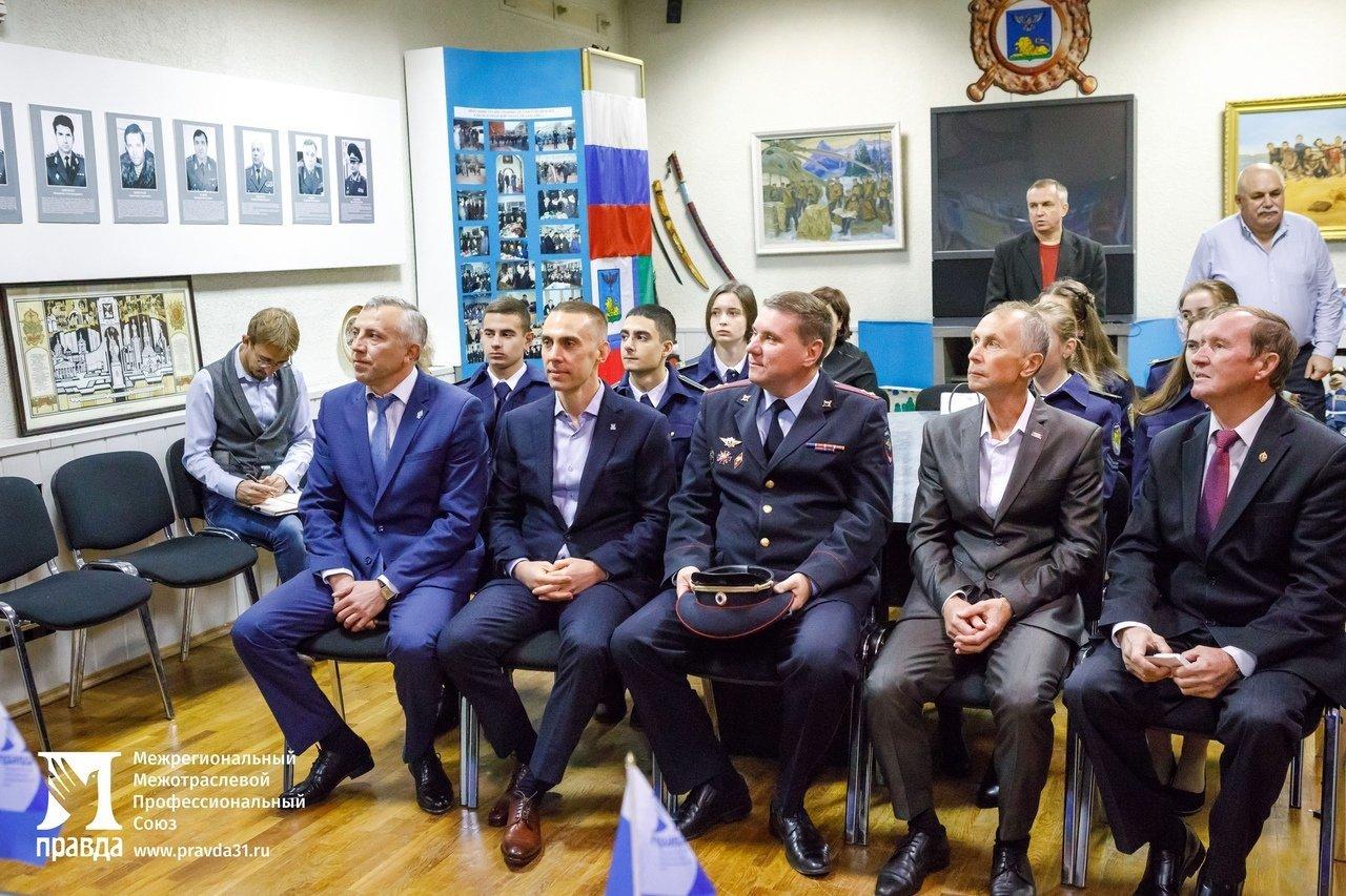 Профсоюз «Правда» и общество «Динамо» подписали соглашение о сотрудничестве, фото-13