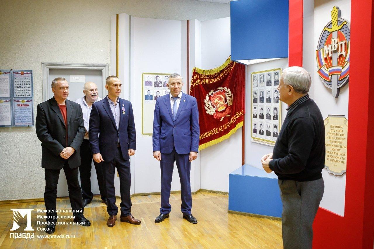 Профсоюз «Правда» и общество «Динамо» подписали соглашение о сотрудничестве, фото-6