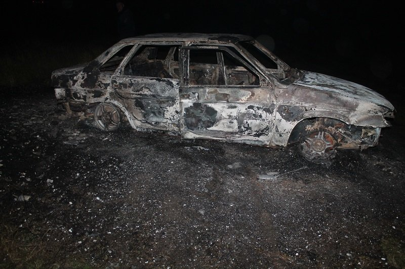 В Белгородской области задержали подозреваемых в краже, угоне и поджоге авто, фото-1