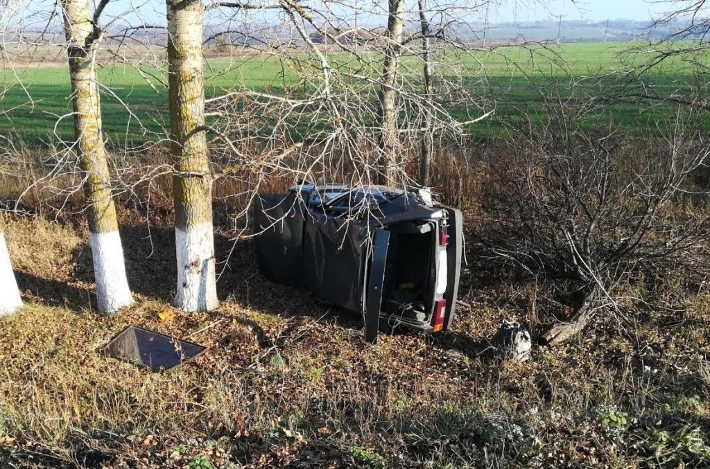 В Белгороде столкнулись четыре автомобиля, фото-3