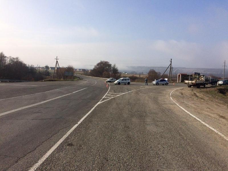 На границе под Белгородом грузовик сбил мужчину, фото-2