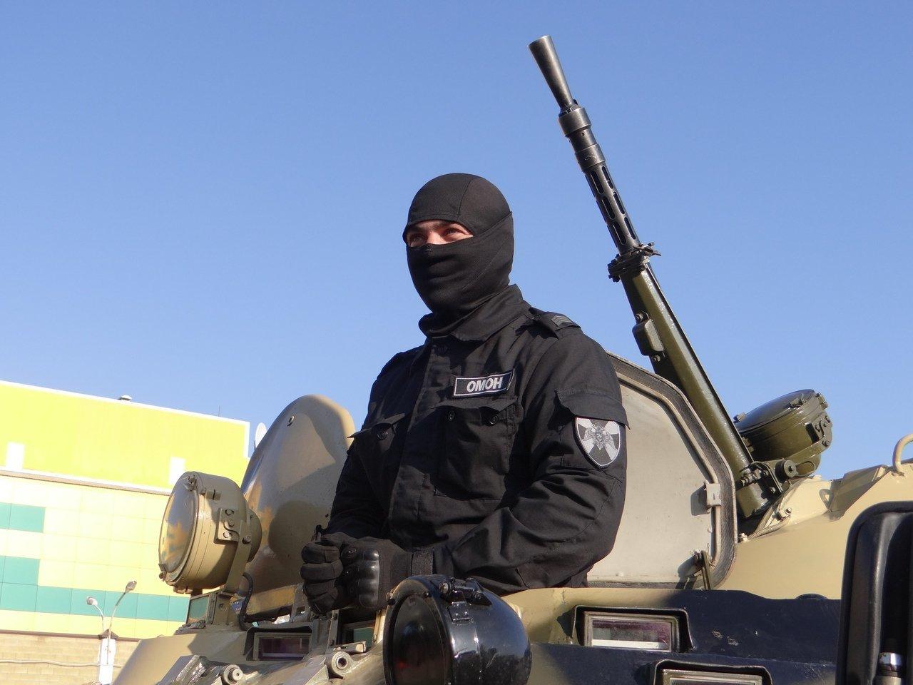 Испугавшую белгородцев стрельбу устроил ОМОН, фото-2