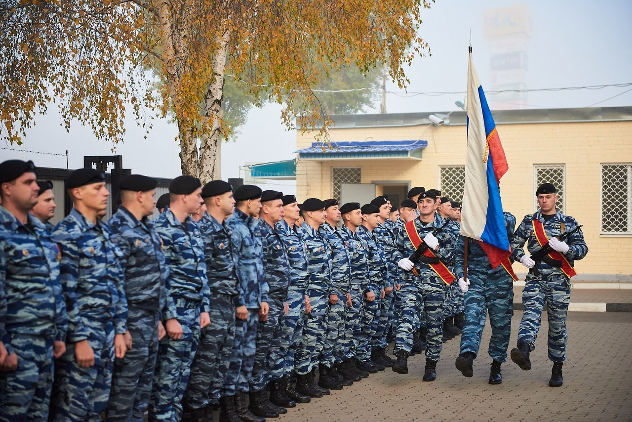 Испугавшую белгородцев стрельбу устроил ОМОН, фото-14