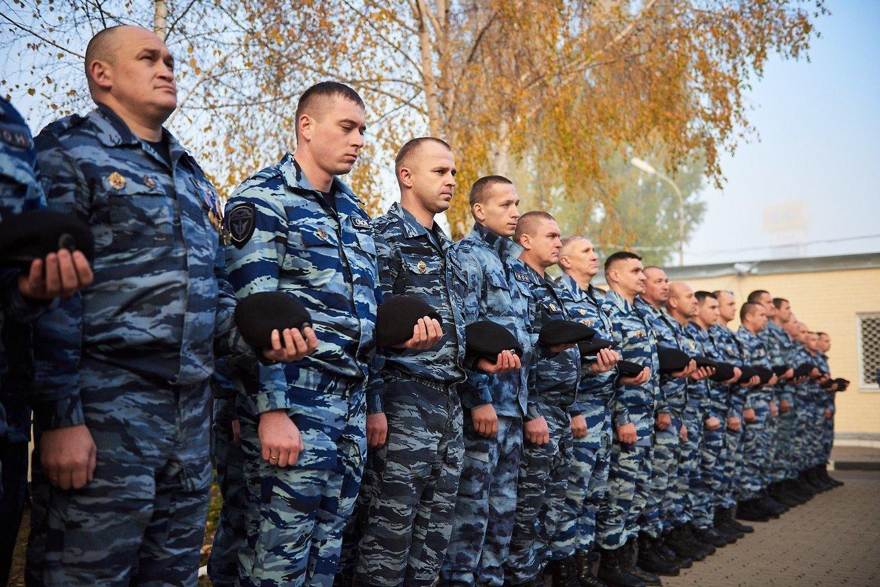 Испугавшую белгородцев стрельбу устроил ОМОН, фото-13