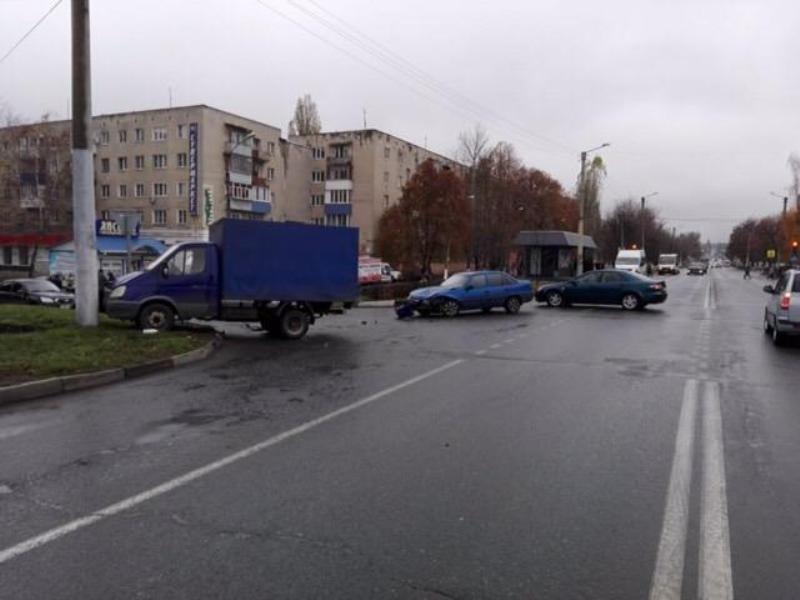 В ДТП под Белгородом погибла женщина, фото-1
