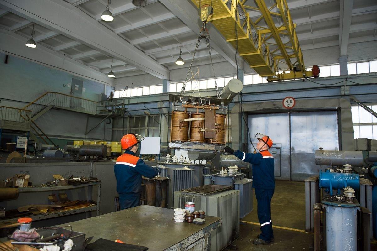 Цех по ремонту силовых трансформаторов Белгородэнерго увеличил производственные мощности, фото-3
