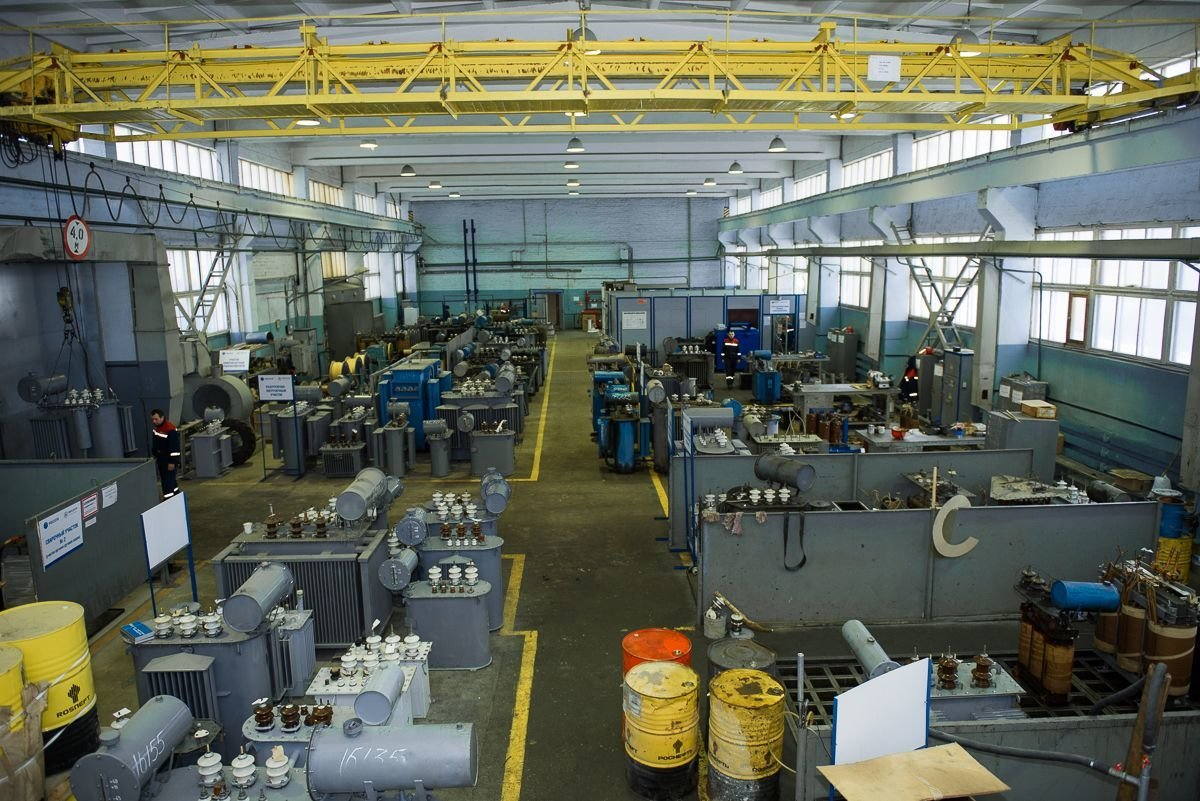 Цех по ремонту силовых трансформаторов Белгородэнерго увеличил производственные мощности, фото-7