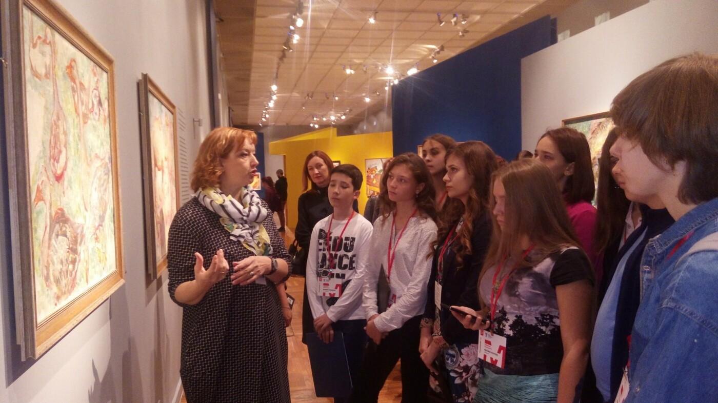 Работа 12-летней белгородской школьницы попала в Третьяковскую галерею, фото-12