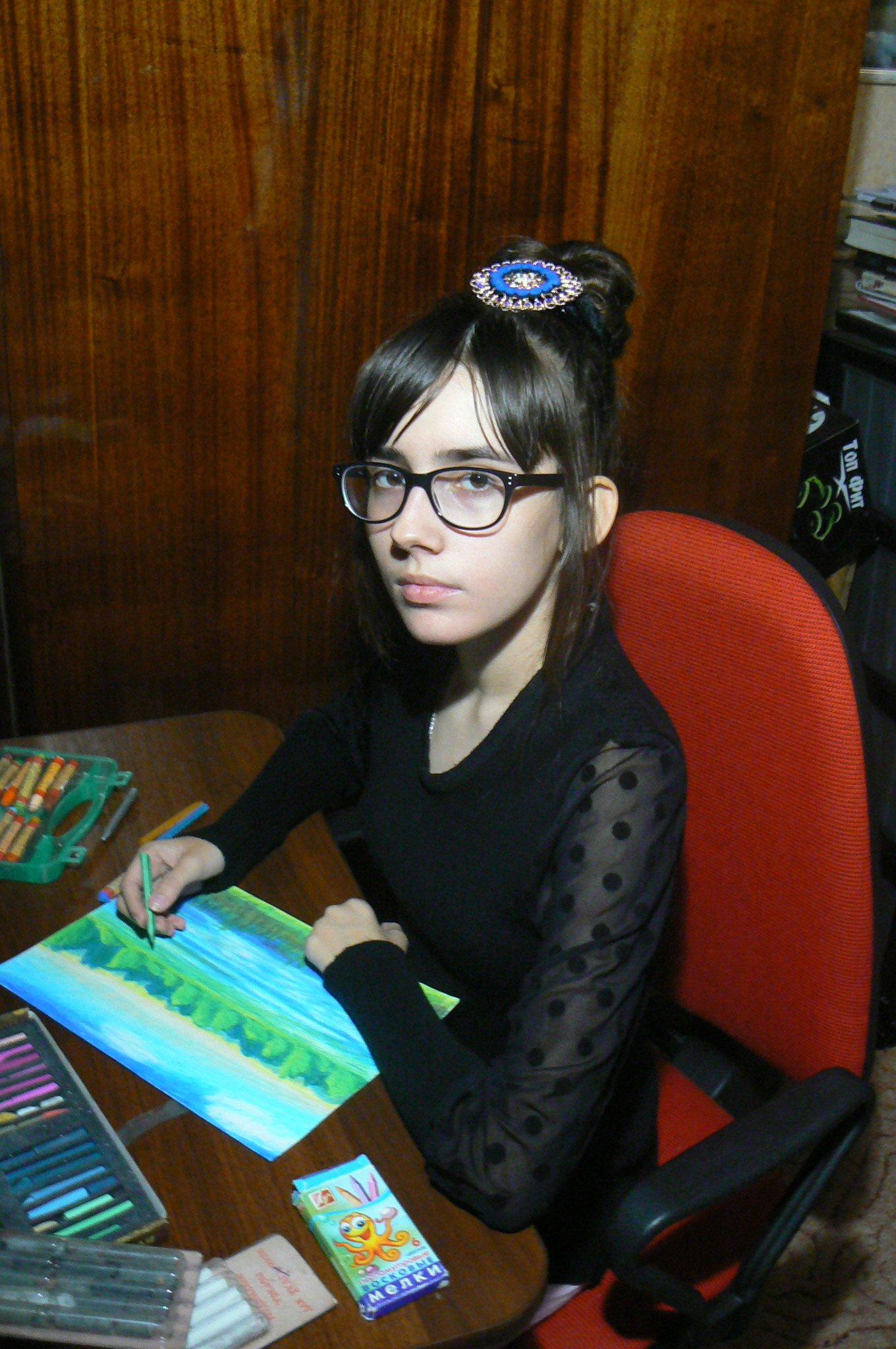 Работа 12-летней белгородской школьницы попала в Третьяковскую галерею, фото-1