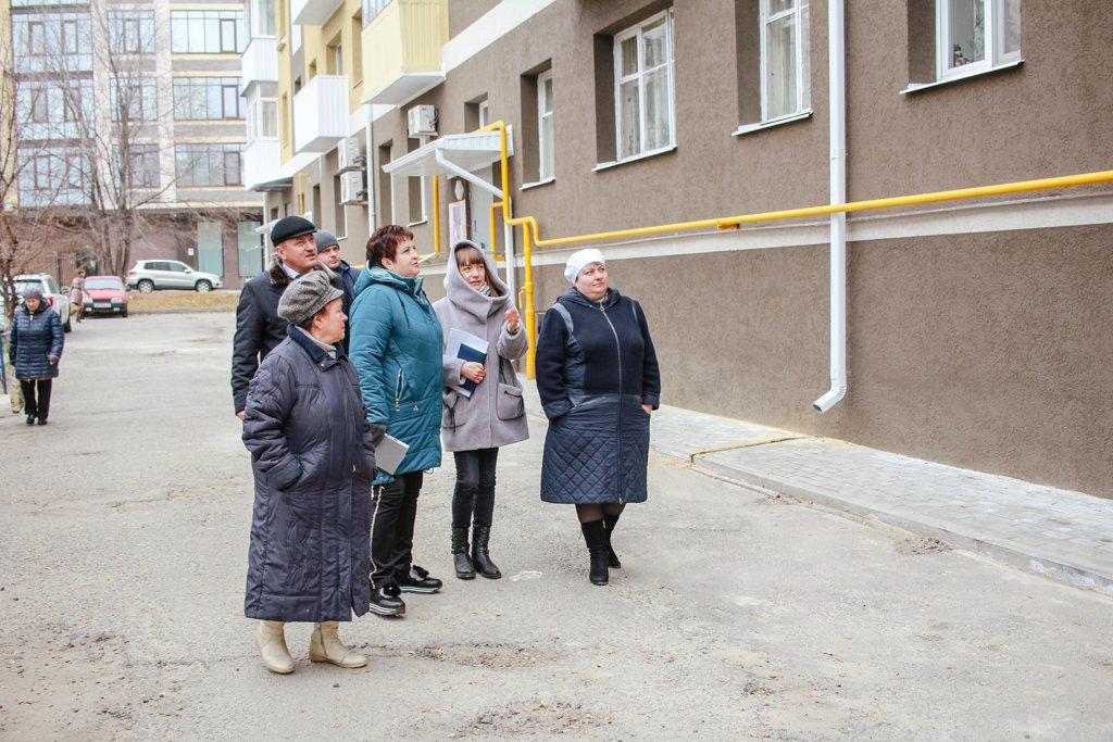 В Белгороде отремонтировали дома возле Соборной площади, фото-3